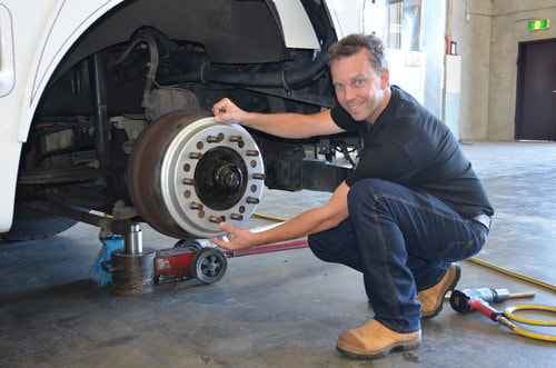 TRUCK WHEEL BALANCING RINGS SAVE ON TRUCK RUNNING COSTS!